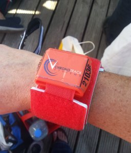 I should have left my watch next to this to show the size of it! Huge!