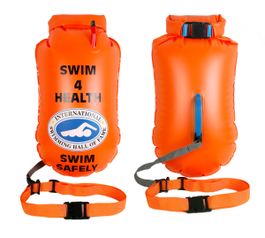 Swimmers Floats - to be easily seen.